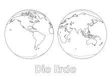erde-planet-globus