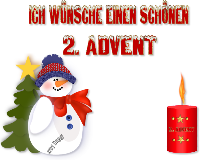 2 advent copy