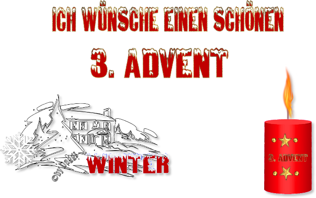 3 advent copy